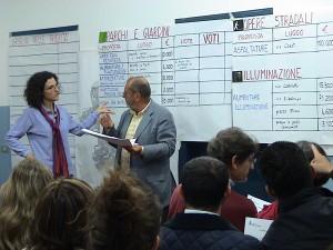 PROGETTO DI ACCOMPAGNAMENTO PER LA GESTIONE DEL BILANCIO PARTECIPATIVO