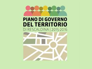 PIANO DI GOVERNO DEL TERRITORIO DI RESCALDINA