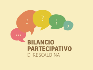 BILANCIO PARTECIPATIVO DI RESCALDINA